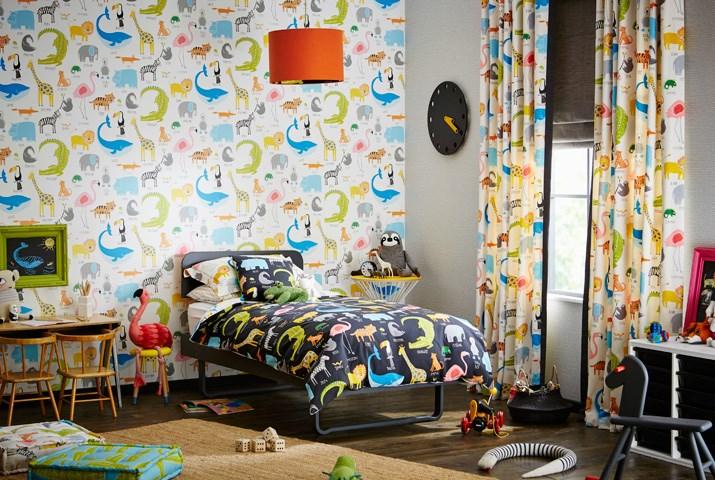 Tapisserie Art'Design lit enfant